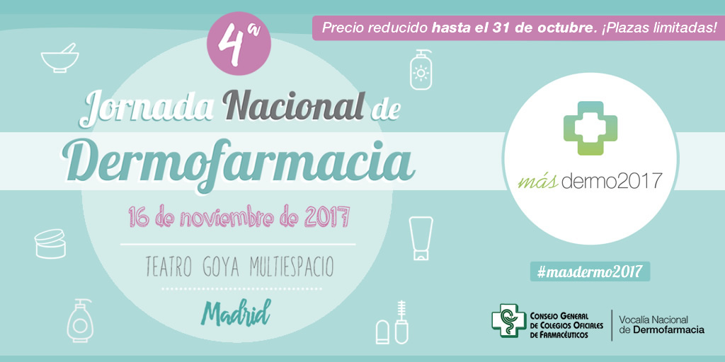 Jornada Nacional de Dermofarmacia