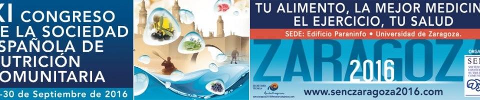 """XI Congreso de la Sociedad Española de Nutrición Comunitaria """"Tu alimento la mejor medicina. El ejercicio tu, salud"""""""