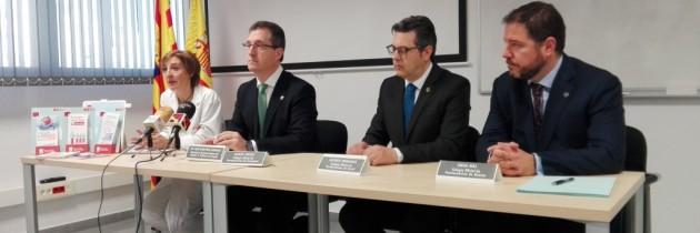Convenio de Colaboración entre El Banco de Sangre y los COF Aragón.