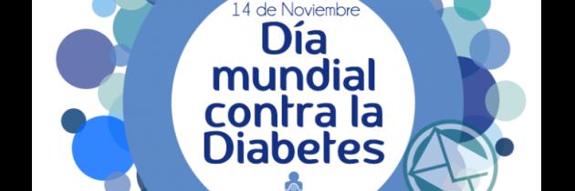14 Nov: Día Mundial contra la Diabetes