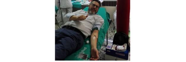 """Tu sangre salva vidas. Dónala"""