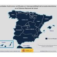 Receta interoperable en toda España