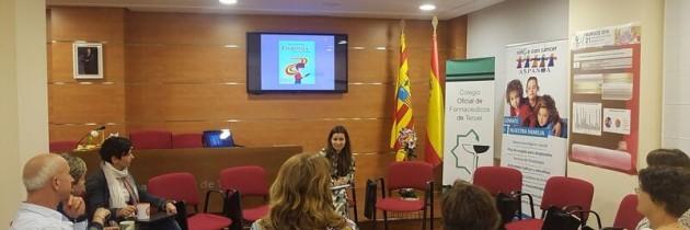 """Presentación del libro: """"Aragonesas con voz propia"""""""