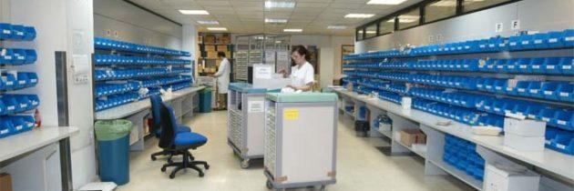 Las farmacias de Aragón entregarán medicamentos de dispensación hospitalaria