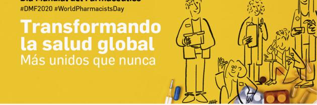 25 de septiembre- Día Mundial del Farmacéutico