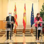 Aragón pasará a fase 3 de alarma y Zaragoza, Huesca y Teruel quedan confinadas